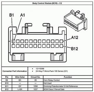 34 2002 Chevy Silverado Radio Wiring Diagram
