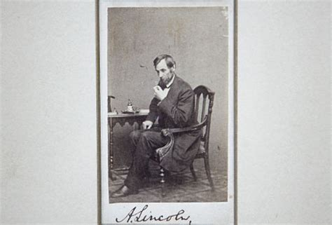 Abraham Lincoln Letters & Signed Photograph | Follow the ...