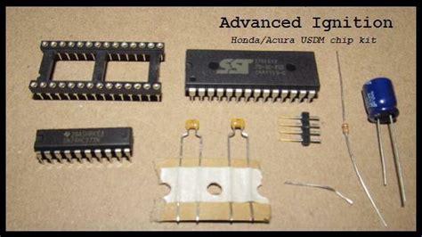 Honda Ecu Chip Kit + Custom Basemap B16a B18c H22a Type R