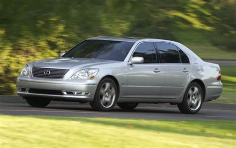 car owners manuals for sale 2004 lexus ls free book repair manuals used 2004 lexus ls 430 pricing for sale edmunds