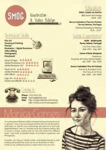 really cool resume designs 50 awesome resume designs that will bag the hongkiat