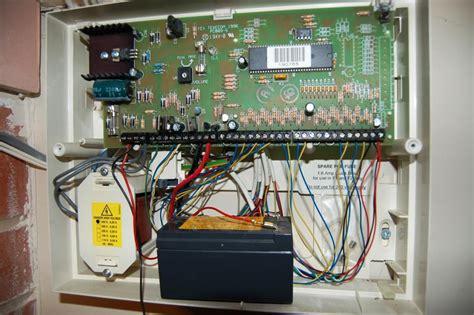texecom veritas r8 alarm battery replacement
