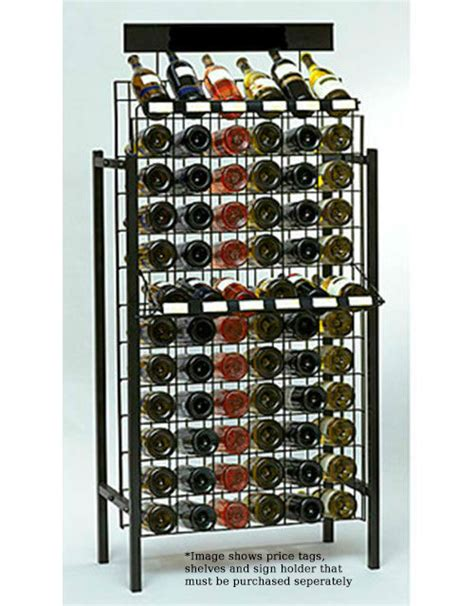 wire wine racks wire racking for retail wine and liquor stores