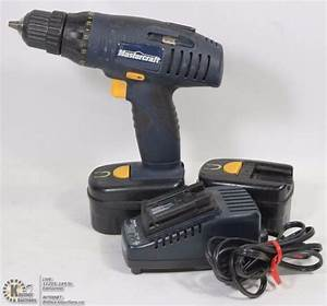 Mastercraft Power Tool Replacement Parts