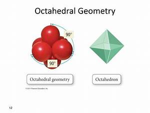 PPT - CHM 2045 Molecular Geometry & Chemical Bonding ...