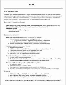 free proper resume format 2016 recentresumescom With how to make a proper resume format