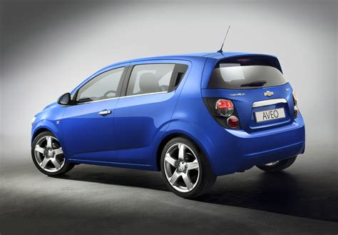 2018 Chevrolet Aveo Goes Into Production