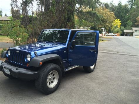 2010 Jeep Wrangler Sport Trail Rated 4x4 Victoria City