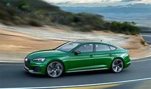 2020 Audi Rs5 Sportback Release Date  Dengan Gambar