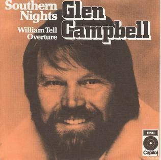 southern nights song wikipedia