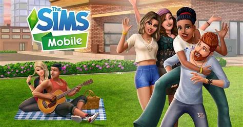 the sims mobile ios скачать, THE SIMS MOBILE НА ANDROID/iOS, The Sims Mobile | VK.