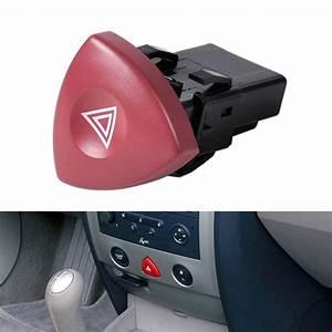 Hazard Warning Switch For Renault Laguna Trafic Espace Vel