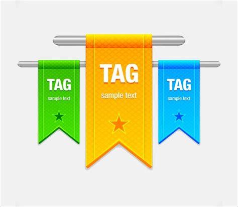 tag designs psd ai   premium templates