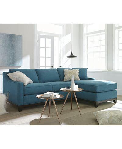 Living Room Furniture At Macy S by Keegan Fabric Sectional Sofa Living Room Furniture
