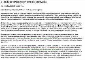 Franchise Assurance Accident Responsable : location de voiture comment europcar a utilis mes 1300 ~ Gottalentnigeria.com Avis de Voitures