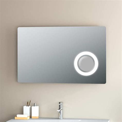 miroir lumineux led salle de bain 80 224 95x60 cm