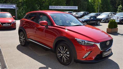 Schuster Automobile Mazda Cx 3 Sports Line Automatik Leder Technik Neu