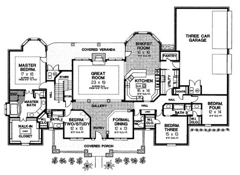 luxury mansion floor plans mansion floor plans and four bedroom
