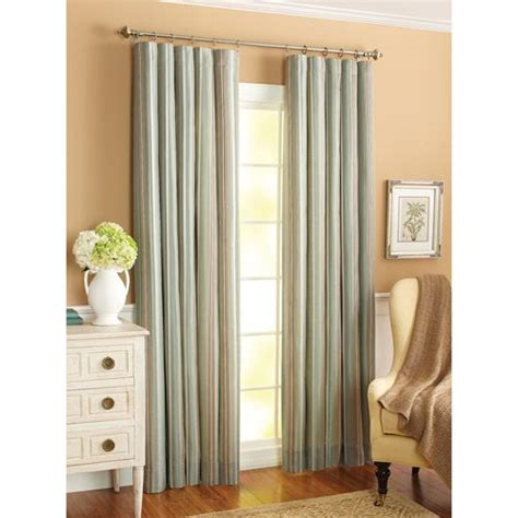 walmart better homes and gardens thermal curtains better homes and gardens atlanta stripe curtain panel