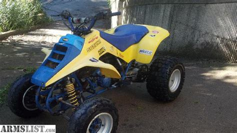 Suzuki Lt250r For Sale by Armslist For Sale 1989 Suzuki Lt250r Quadracer 2 Stroke
