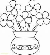 Coloring Clay Pot Pages Getdrawings sketch template
