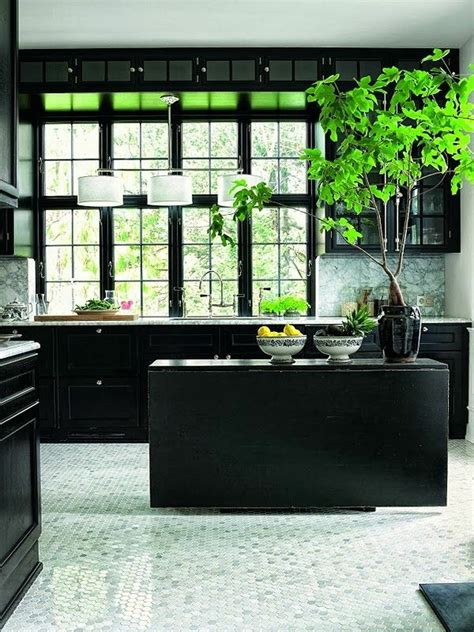Wandfarbe Zu Schwarzen Möbeln einrichten mit farben schwarze wandfarbe und schwarze