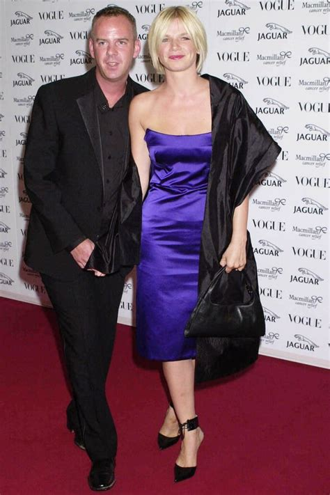 Zoe Ball divulges details of her relationship with ex ...