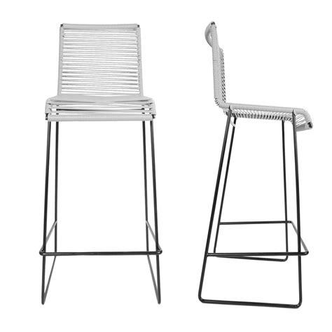 chaise tabouret cuisine chaises cuisine hauteur plan de travail images