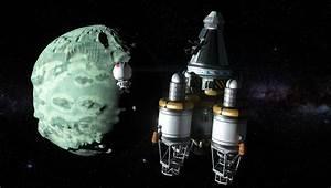 KERBAL SPACE PROGRAM sci-fi cartoon family ksp space ...