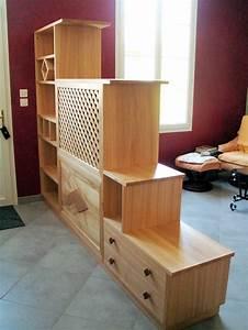 Meuble Separation Cuisine Salon : enchanteur meuble separation cuisine salon avec saparer ~ Dailycaller-alerts.com Idées de Décoration
