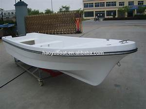 13 8ft  4 2m Double Hull Fiberglass Fishing Boat For Sale