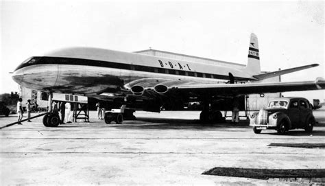 The De Havilland Dh 106 Comet Was The