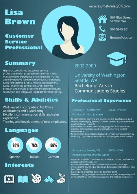 design and write a professional cv and cover letter by
