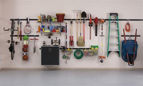 Garage Organizers : Tool Storage Ideas For Your Garage, Garden And Truck