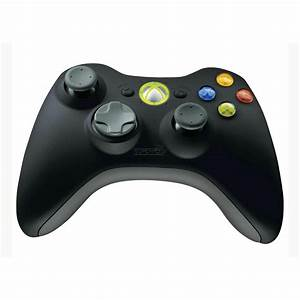 Xbox360 gamepad with PC-adapter, Microsoft, JR9-00010