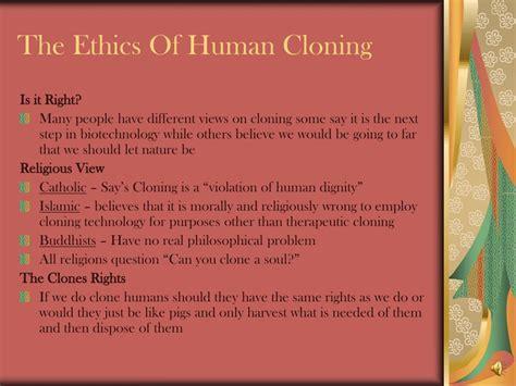 ppt human cloning powerpoint presentation id 5217189