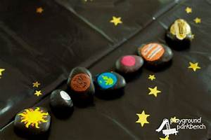 Space Stones: Playing with Planets for Preschool