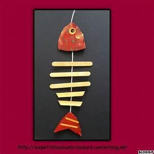 Bricolage 3 Ans : poisson d 39 avril bricolage enfant activit s enfants 1 3 ~ Melissatoandfro.com Idées de Décoration