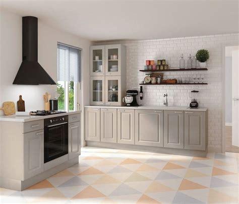 cuisine contemporaine blanche cuisine but des nouveautés à petit prix côté maison