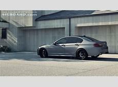 Impressie BMW M5 in mat grijs GroenLichtbe