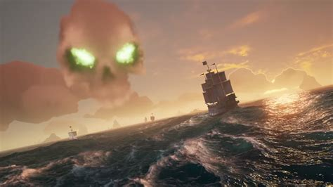 sea  thieves skull forts promise great loot intense