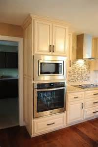Decor Ideas For Kitchen - microwave wall oven design ideas pictures remodel and decor kitchen ideas