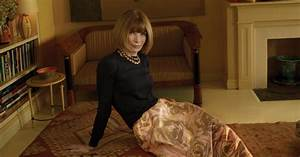 Job Lead Adweek S Brand Visionary Wintour Changed Publishing