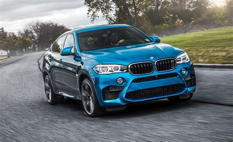 koenigsegg car blue 2015 bmw x6 m test review car and driver