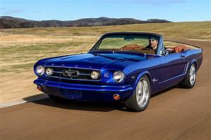 A 1965 Mustang Convertible for a New Zealander's Father Back Home