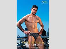 Mister International 2018 Official Swimwear Photos and