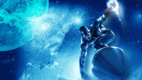 70 Silver Surfer Hd Wallpapers  Background Images
