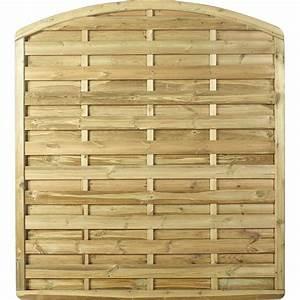 Treillis Bois Leroy Merlin : panneau bois occultant luxe cm x cm naturel ~ Melissatoandfro.com Idées de Décoration