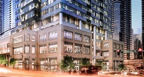 lincoln square parking garage bellevue washington office space in lincoln square expansion tower already