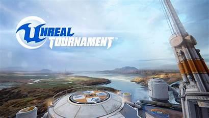 Wallpapers Desktop Ecgc Unreal Tournament Meantime Speakers